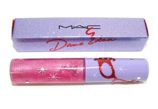 MAC Dame Edna Collection - Lipglass Hot Frost