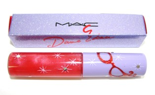 MAC Dame Edna Collection - Lipglass Possum Nose Pink