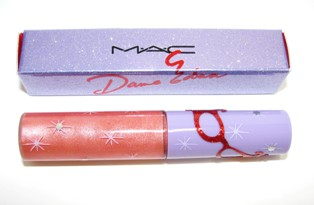 MAC Dame Edna Collection - Lipglass Splendid
